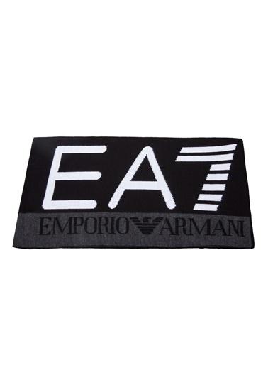 EA7 Emporio Armani Şal Siyah
